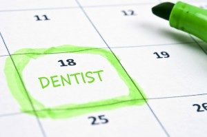Schedule Dental Appointments Every 6 Months